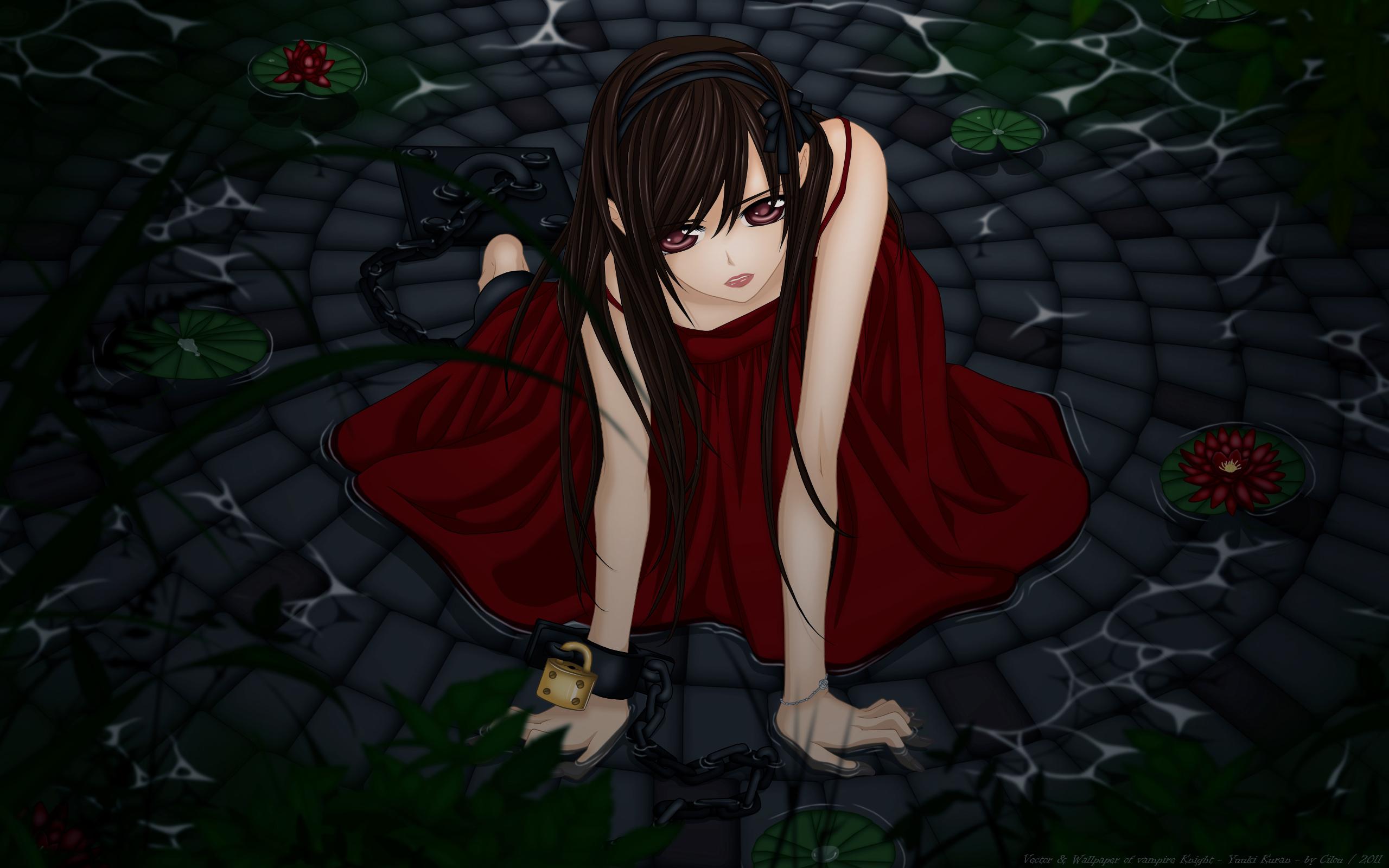 Vampire Knight Dark Gothic F Wallpaper