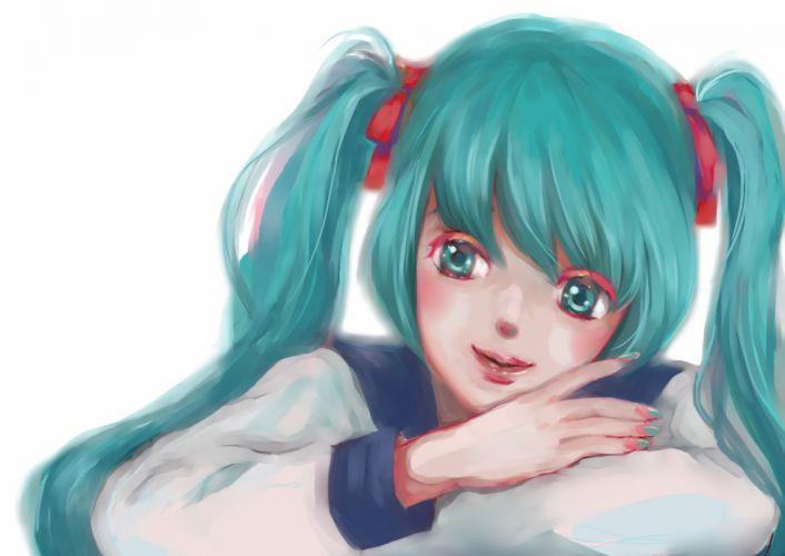 Vocaloid Hatsune Miku s wallpaper