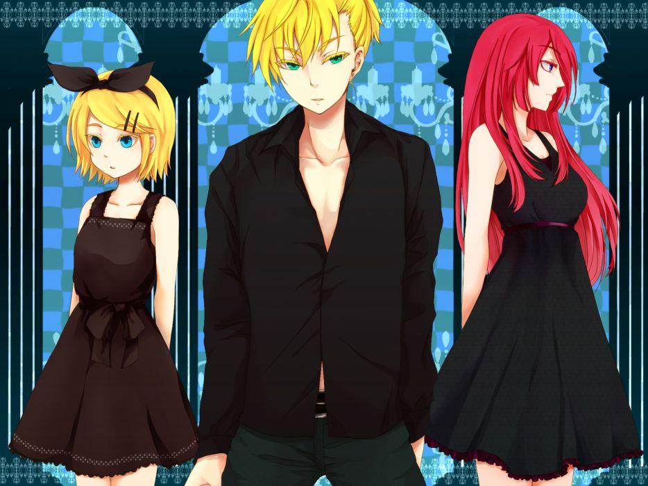 Vocaloid UTAU wallpaper