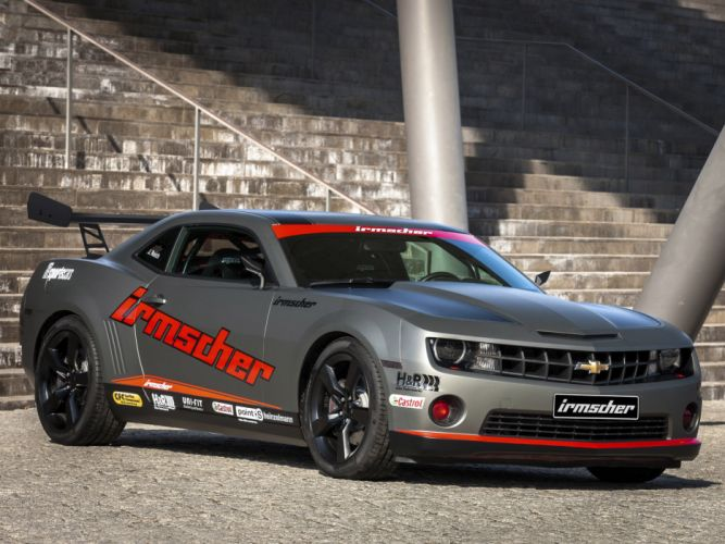 2013 Irmscher Chevrolet Camaro muscle tuning wallpaper
