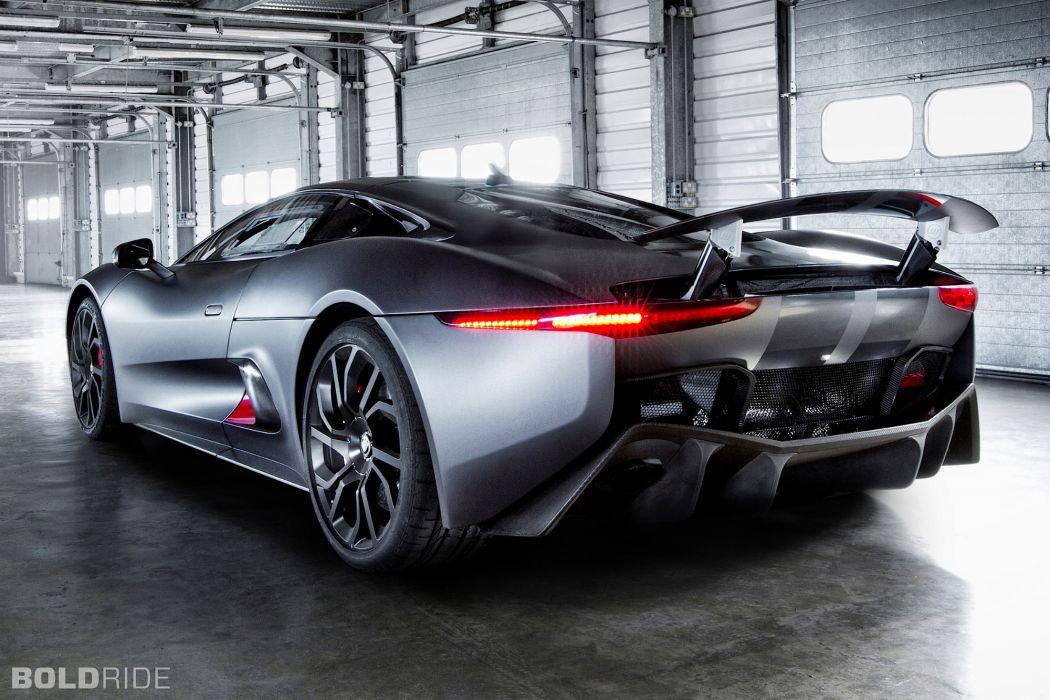 2013 Jaguar C-X75 Prototype supercar supercars    g wallpaper