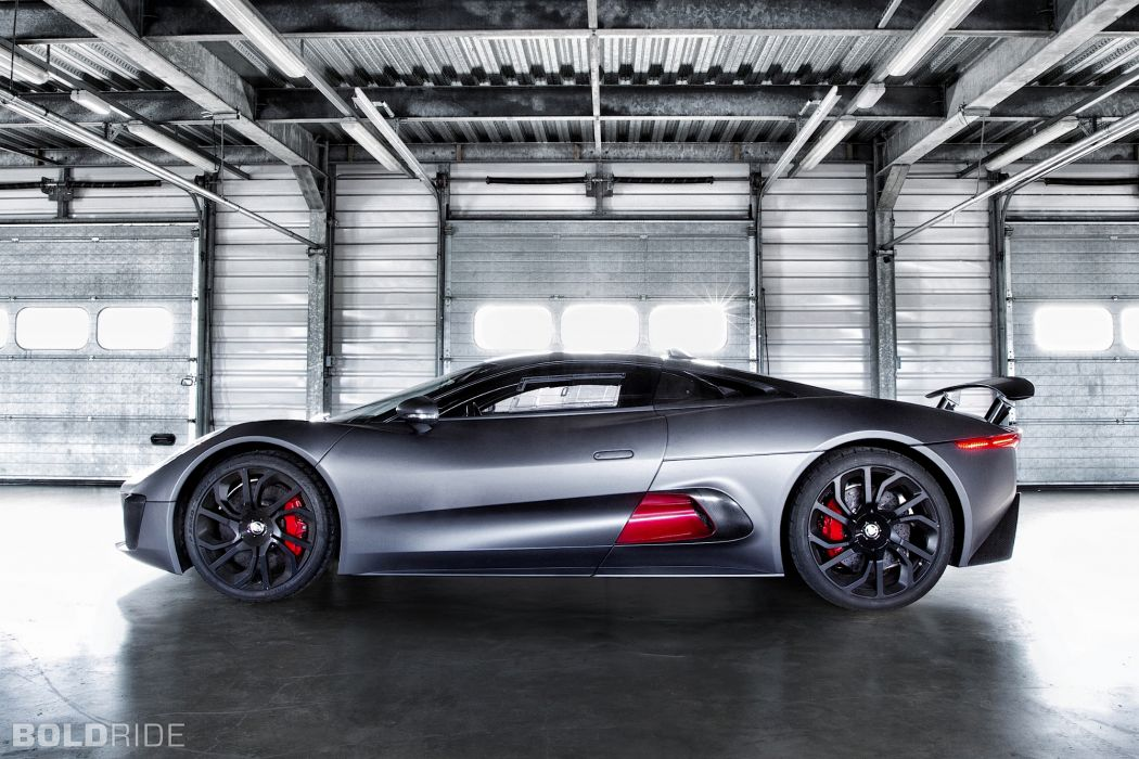 2013 Jaguar C-X75 Prototype supercar supercars  g wallpaper