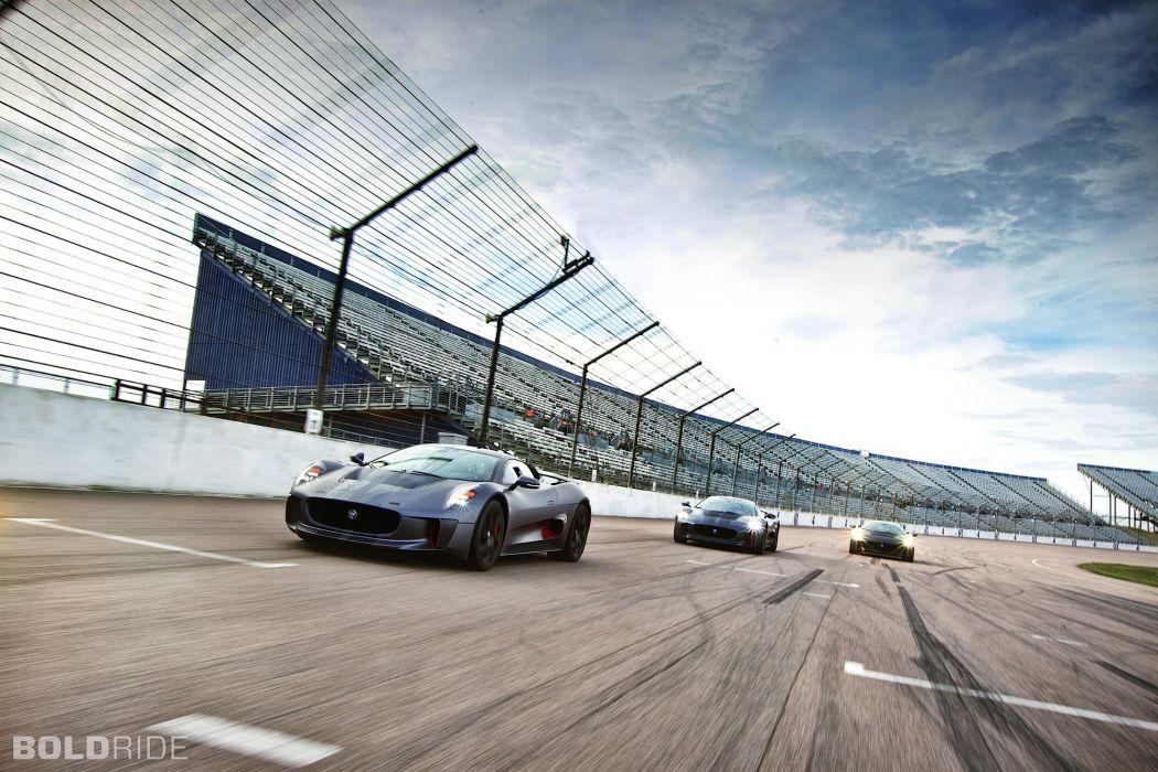 2013 Jaguar C-X75 Prototype supercar supercars race racing wallpaper