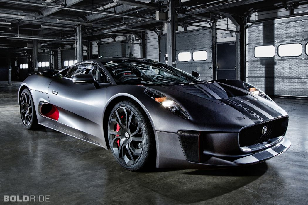 2013 Jaguar C-X75 Prototype supercar supercars wallpaper
