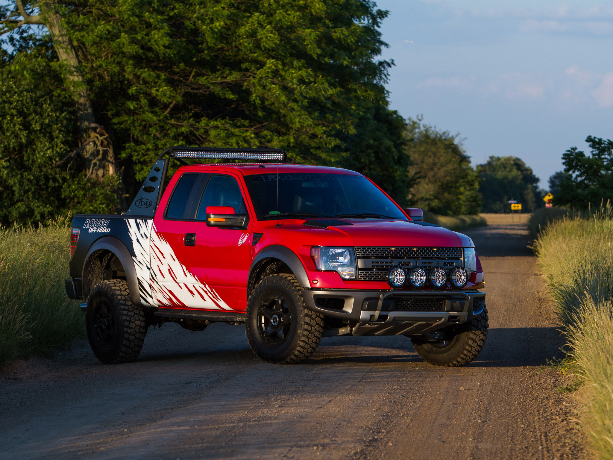 2012 roush ford f 150 svt raptor 4x4 muscle truck he wallpaper 2048x1536 110495 wallpaperup. Black Bedroom Furniture Sets. Home Design Ideas