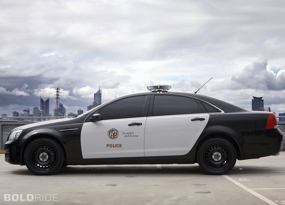 2012 Chevrolet Caprice Police muscle  s wallpaper