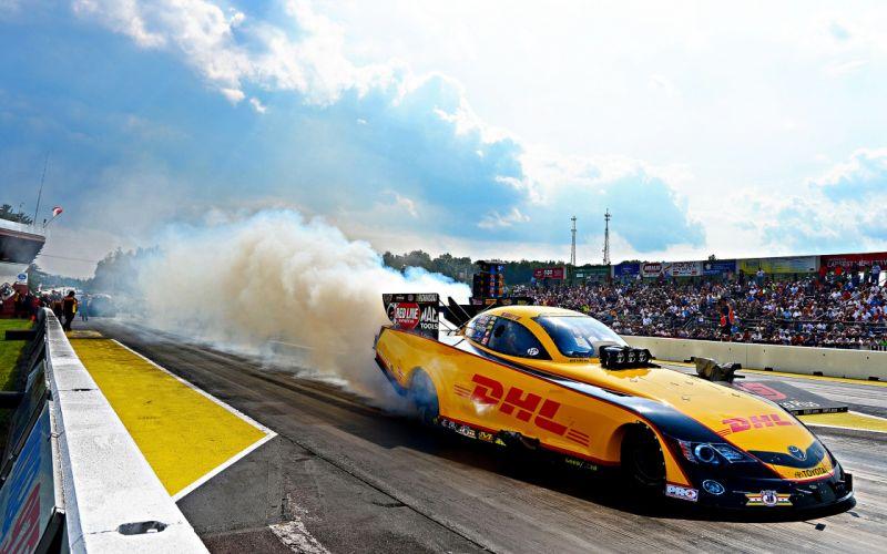 nhra drag racing race funny burnout smoke wallpaper