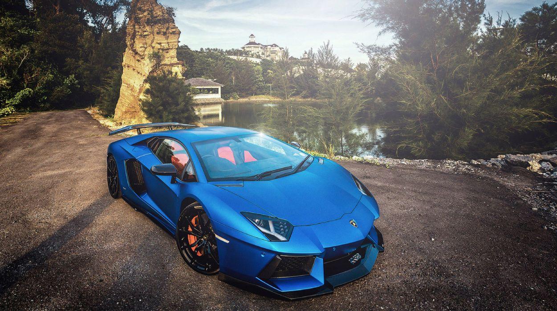 2013 DMC Lamborghini LP700 Molto Veloce supercar supercars      gd wallpaper