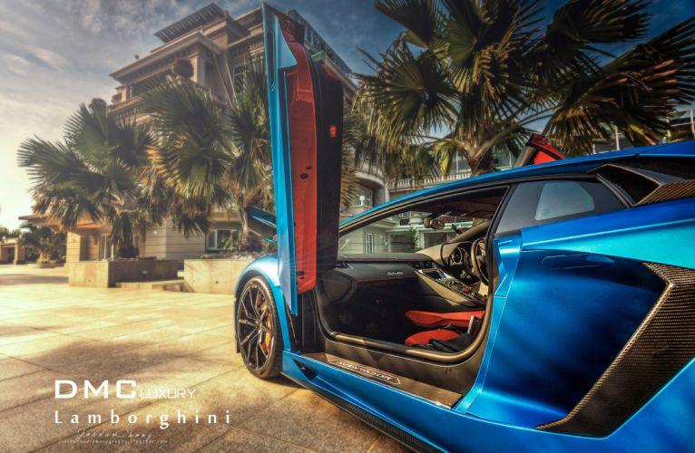 2013 DMC Lamborghini LP700 Molto Veloce supercar supercars interior wallpaper