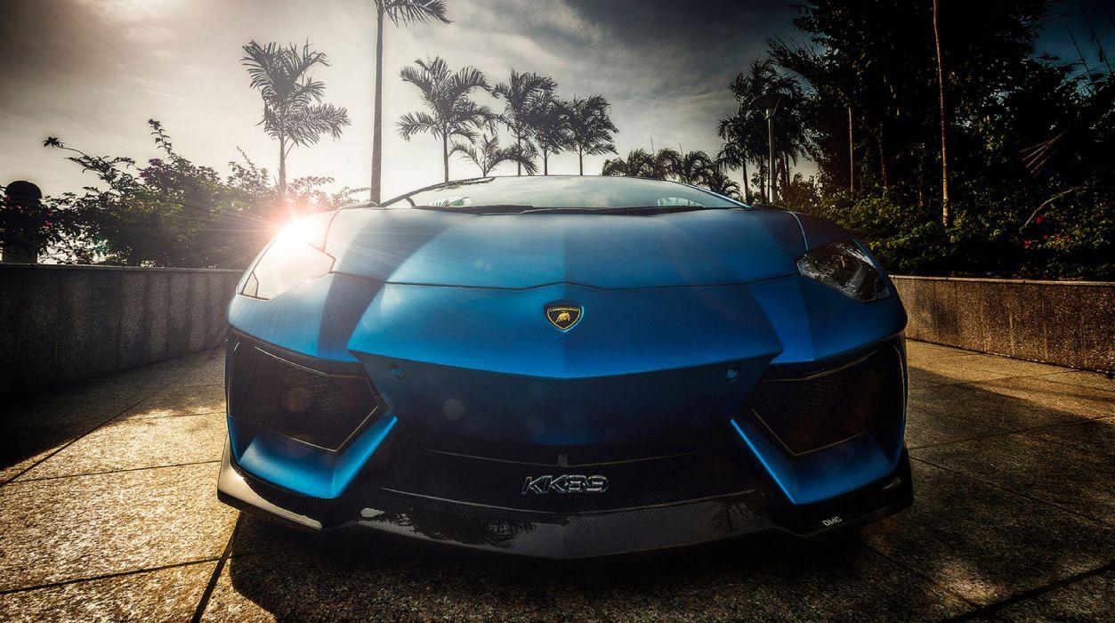 2013 DMC Lamborghini LP700 Molto Veloce supercar supercars wallpaper