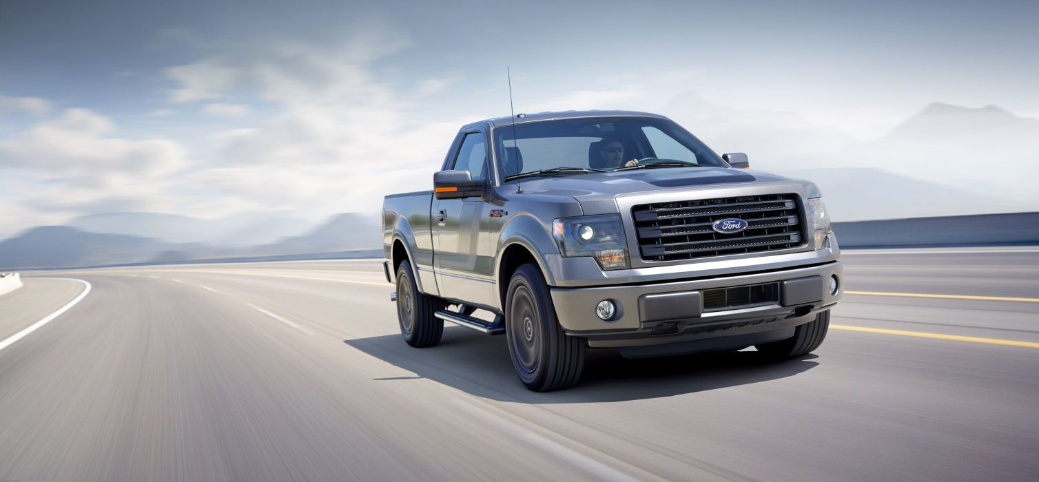 2014 Ford F-150 Tremor muscle dual multi truck wallpaper