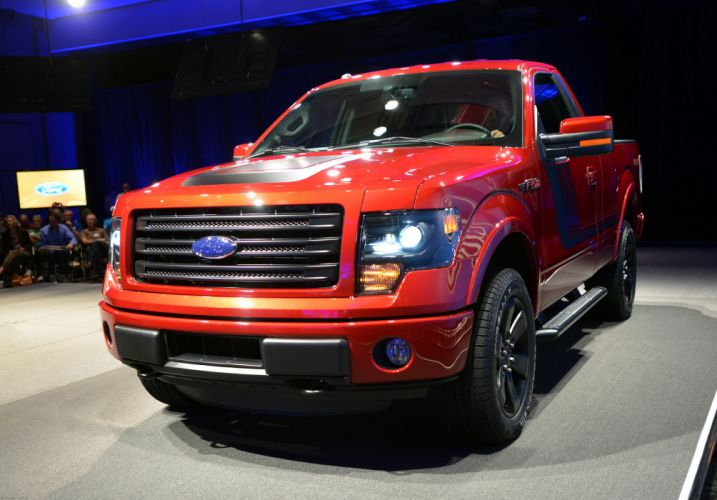 2014 Ford F-150 Tremor muscle truck g wallpaper