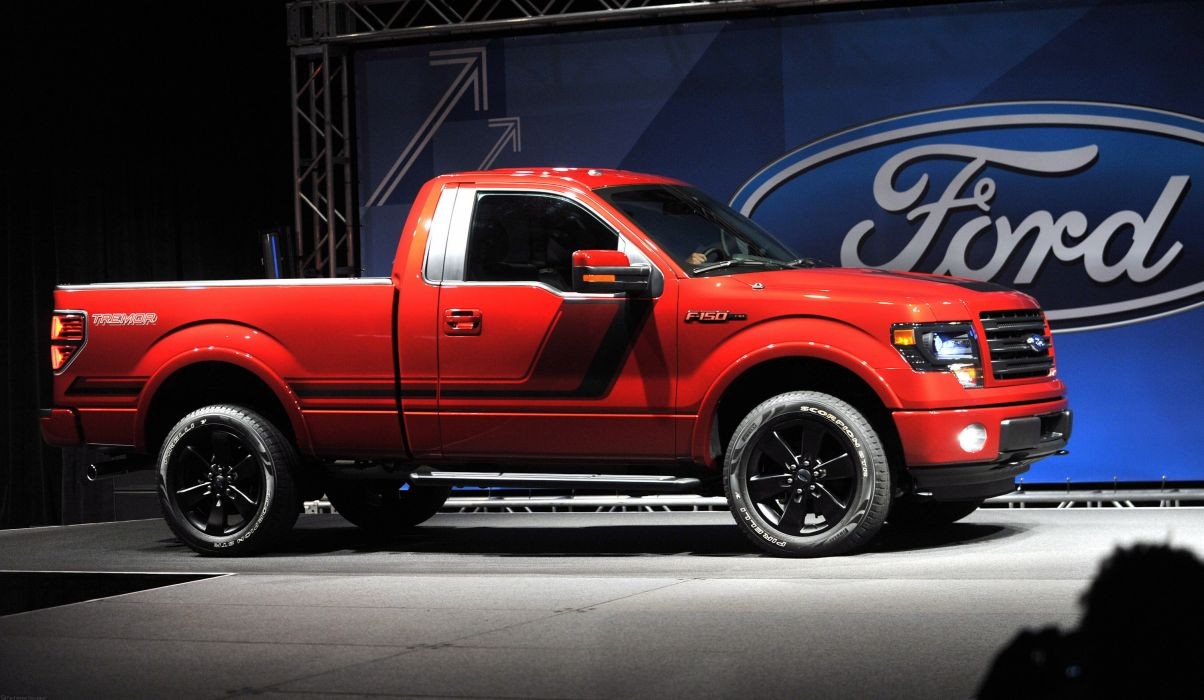 2014 Ford F-150 Tremor muscle truck   gd wallpaper