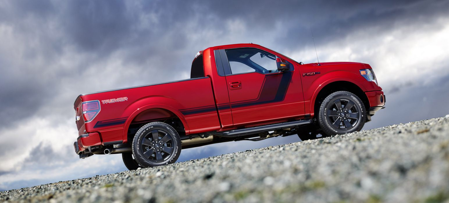 2014 Ford F-150 Tremor muscle truck multi dual     g wallpaper