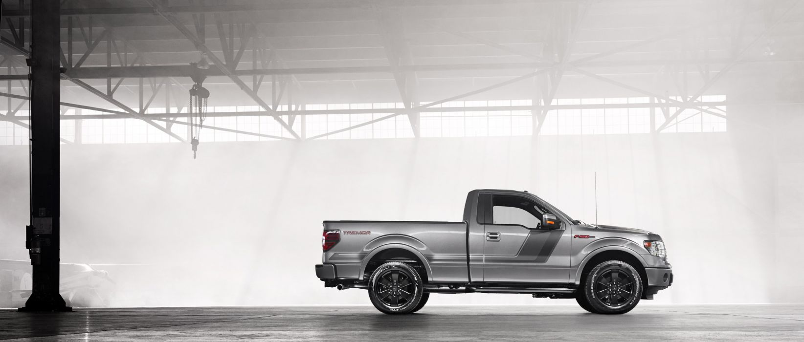 2014 Ford F-150 Tremor muscle truck multi dual wallpaper
