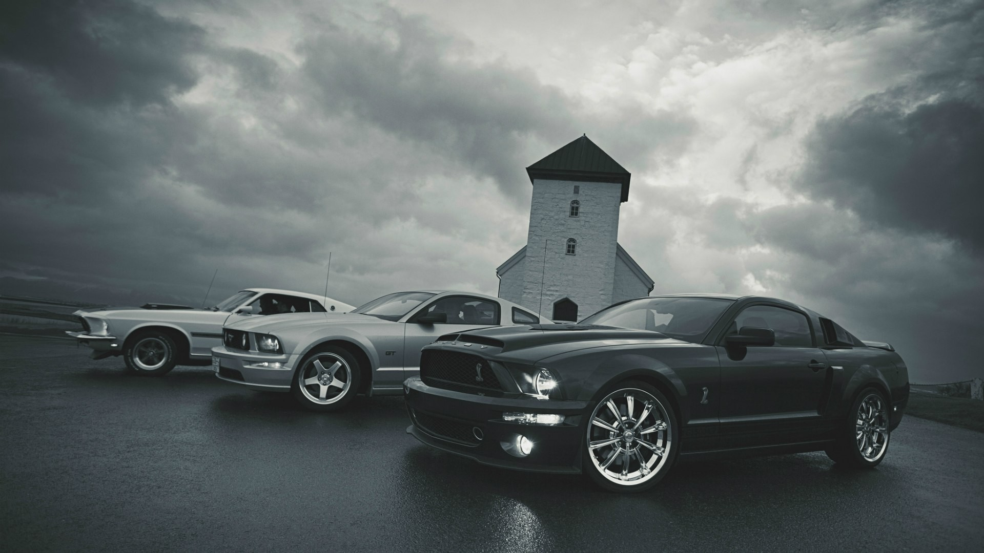 ford mustang muscle classic wallpaper | 1920x1080 | 110682 | wallpaperup