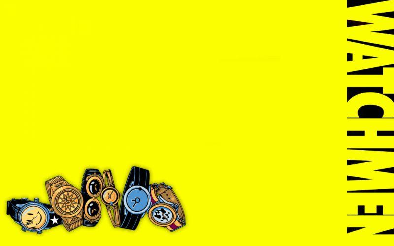 Watchmen Watch wallpaper