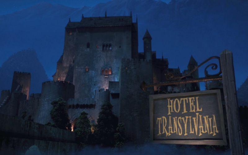 hotel transylvania wallpaper
