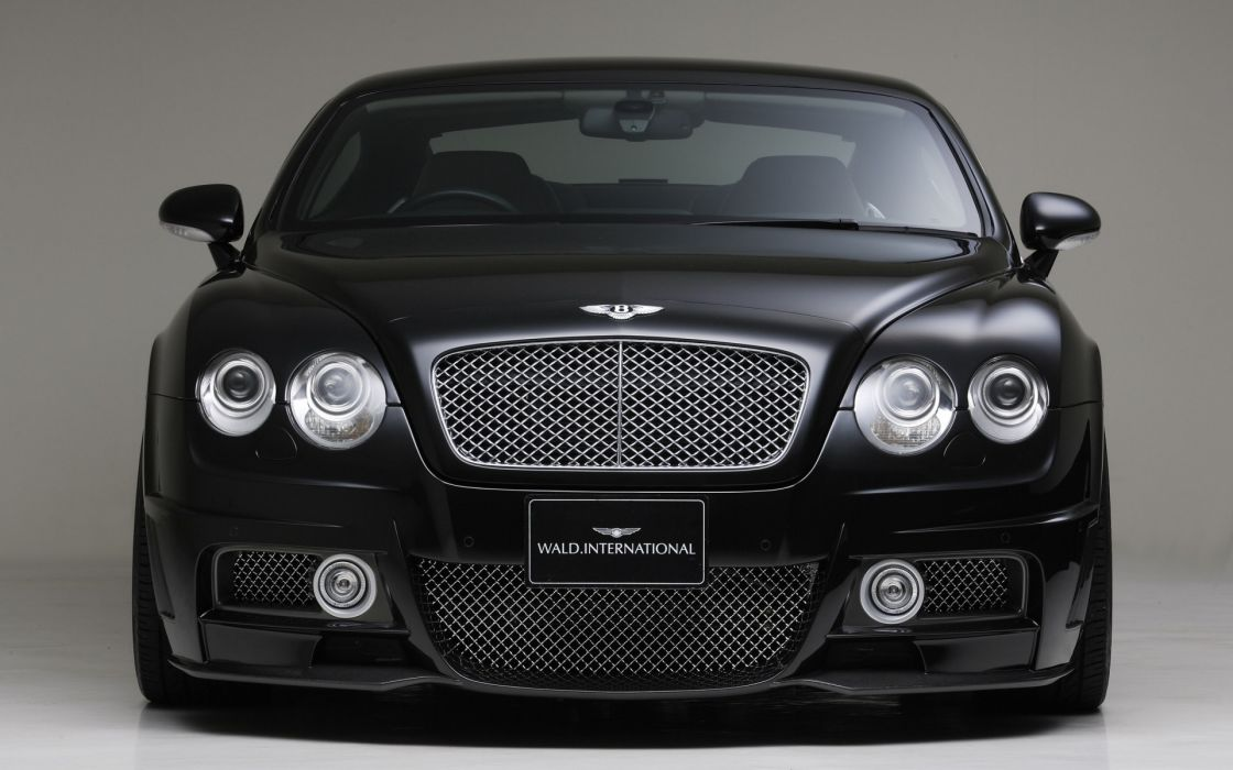 black_cars_sports_line_bison_bentley_continental_gt wallpaper