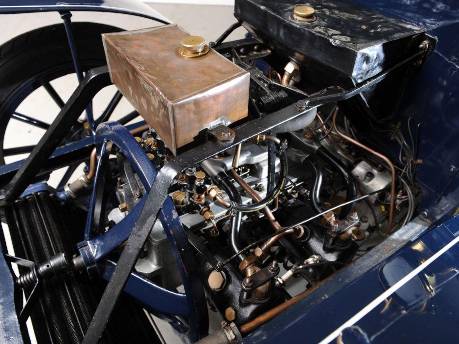 1904 Wilson-Pilcher retro old antique engine engines wallpaper