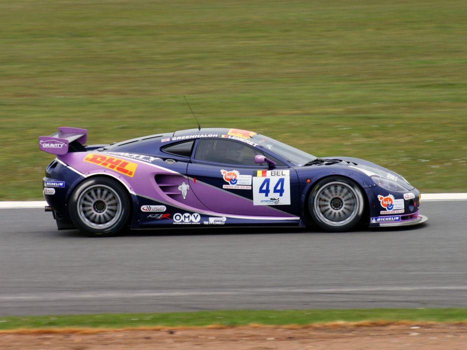 2007 Ascari KZ1 R GT3 supercar supercars race racing       g wallpaper