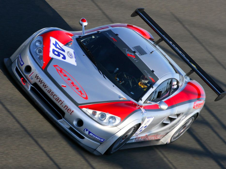 2007 Ascari KZ1 R GT3 supercar supercars race racing  f wallpaper