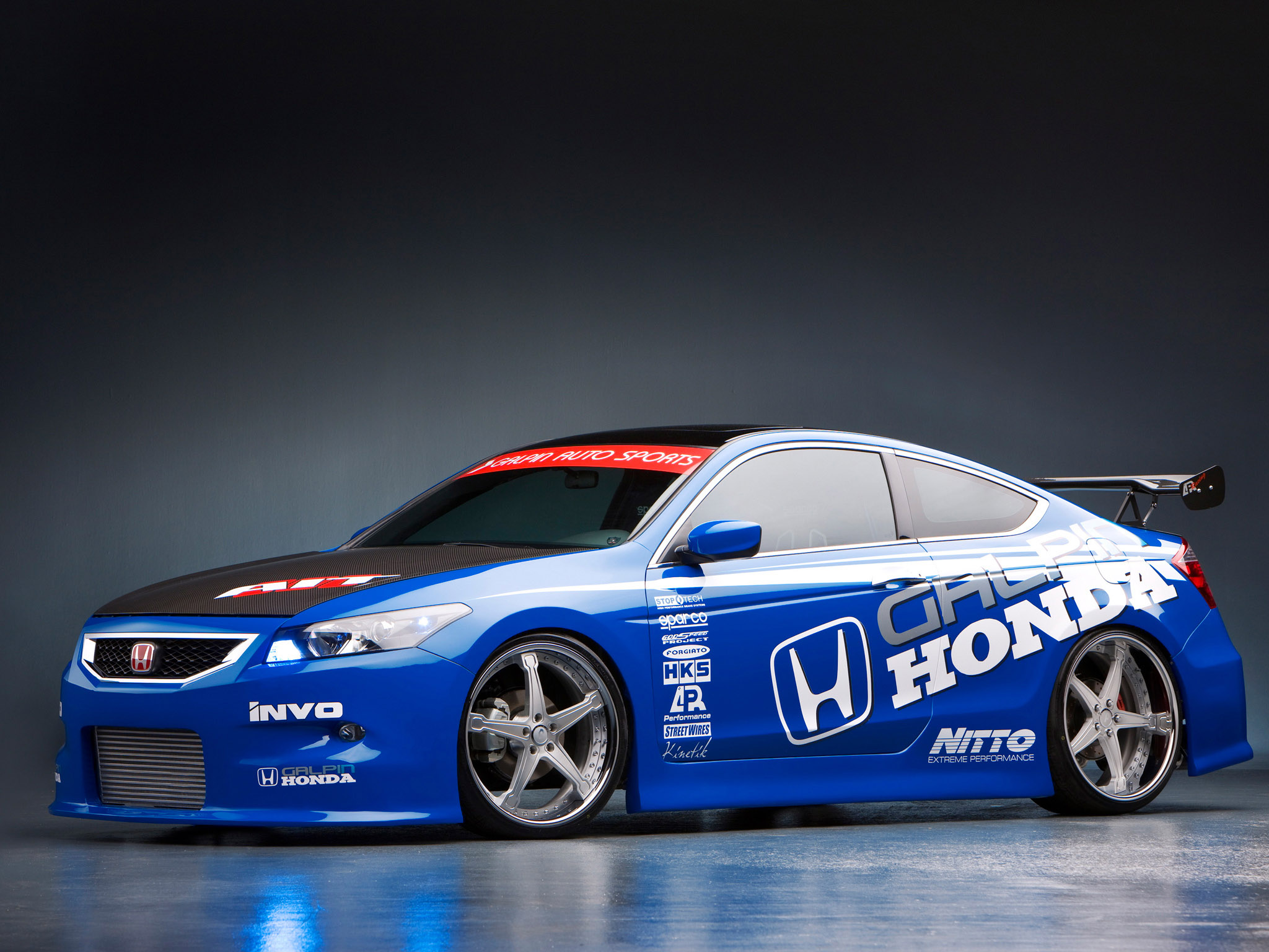 2008 honda accord coupe tuning wallpaper 2048x1536. Black Bedroom Furniture Sets. Home Design Ideas