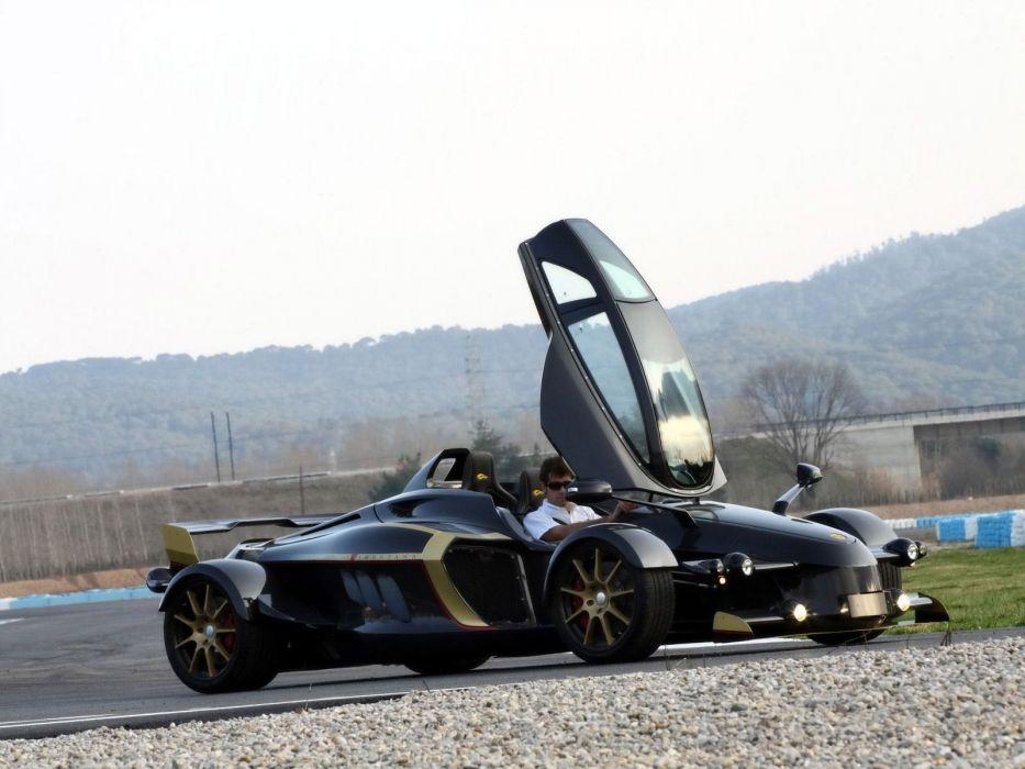 2009 AD-Tramontana R-Edition supercar supercars race racing   g wallpaper