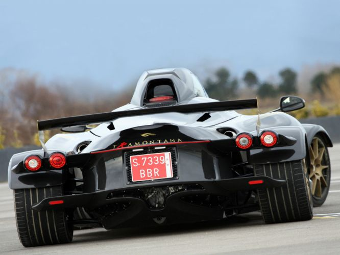 2009 AD-Tramontana R-Edition supercar supercars race racing j wallpaper