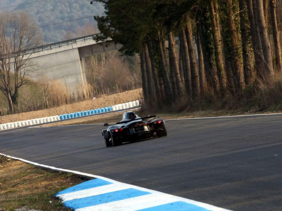 2009 AD-Tramontana R-Edition supercar supercars race racing h wallpaper