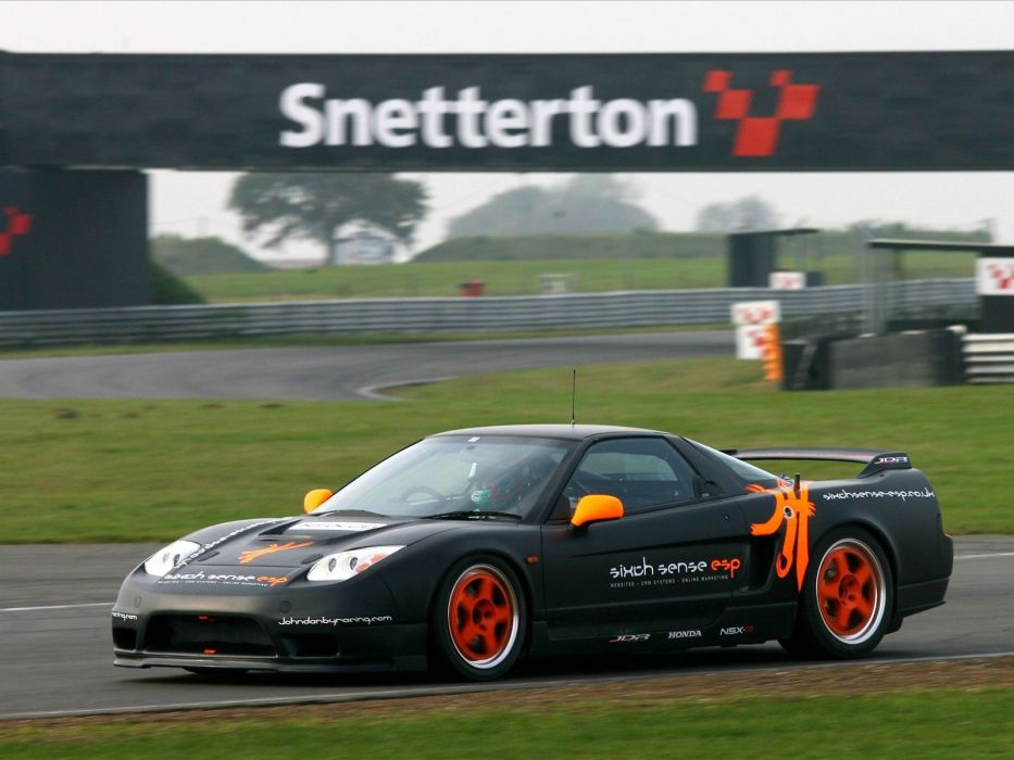 2009 Honda NSX supercar supercars tuning race racing     f wallpaper
