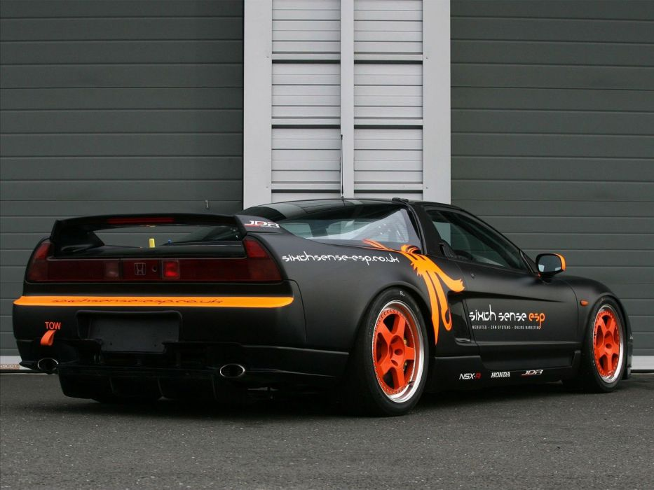 2009 Honda NSX supercar supercars tuning race racing    f wallpaper