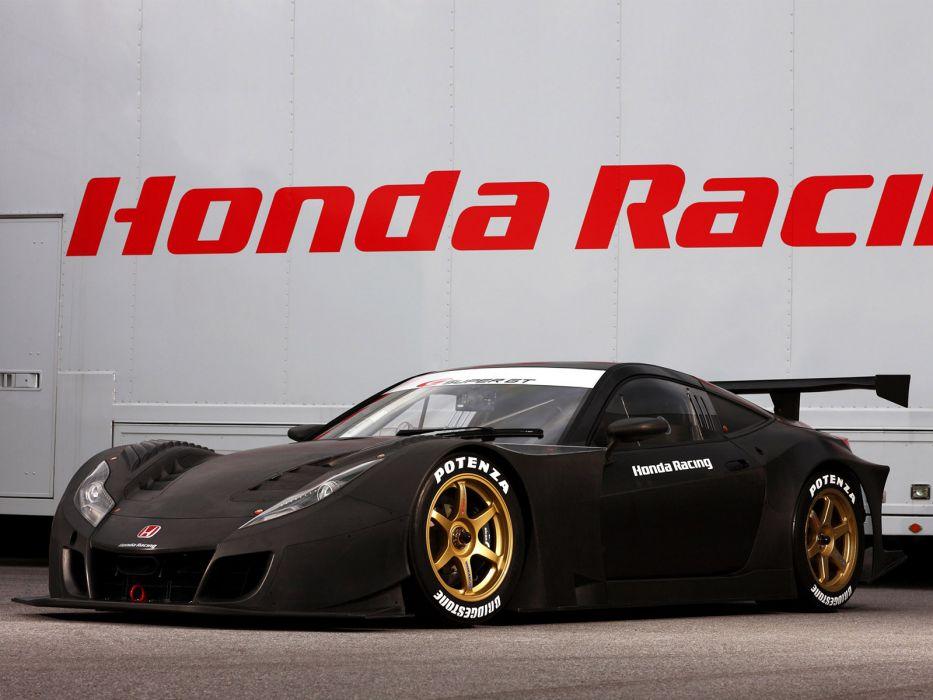 2010 Honda HSV 010 G-T race racing supercar supercars    f wallpaper