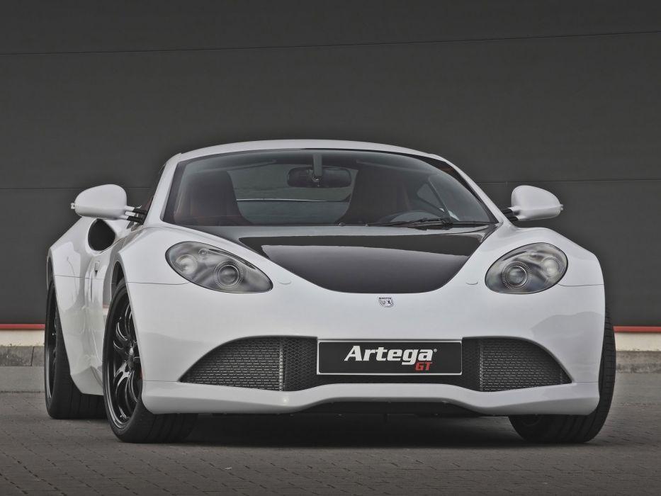 2011 Artega G-T supercar supercars      f wallpaper