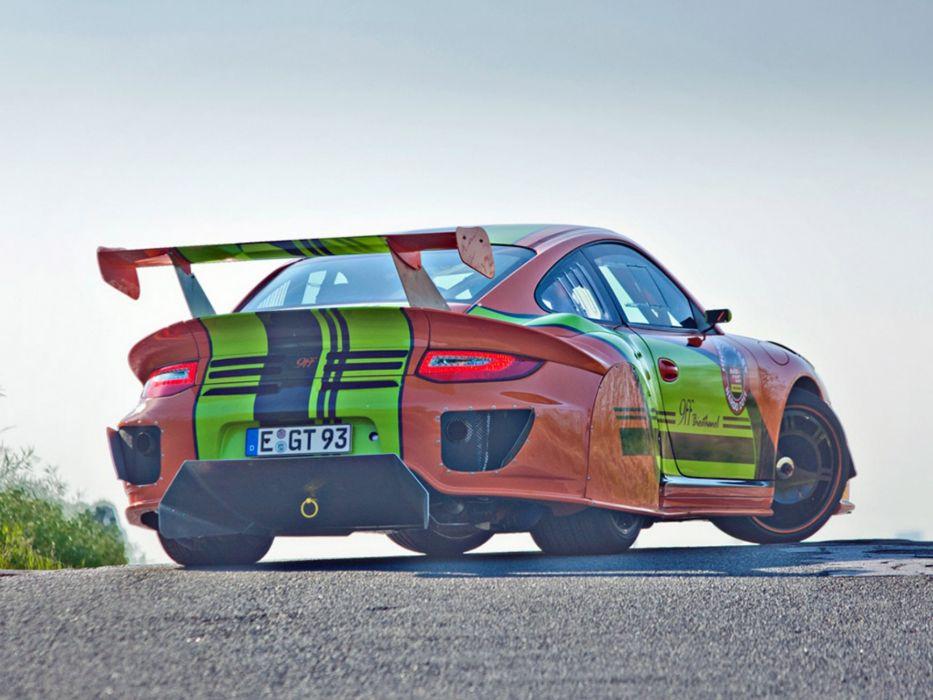 2011 Porsche 911 997 GTurbo 900 Bioethanol supercar supercars    f wallpaper