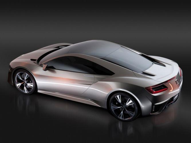 2012 Honda NSX Concept supercar supercars f wallpaper