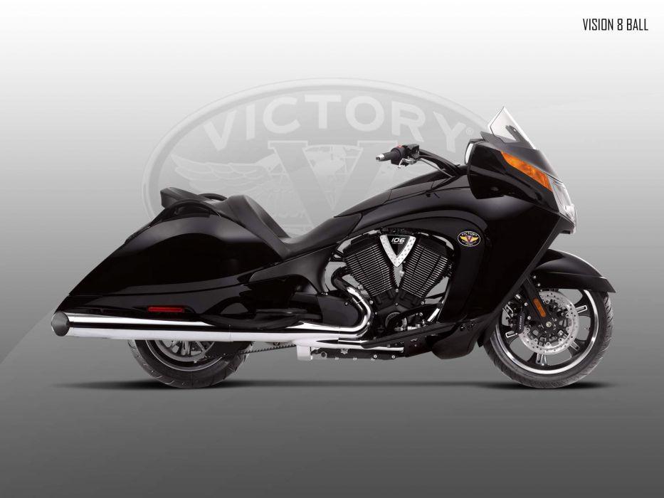 2010 Victory Vision 8-Ball      d wallpaper