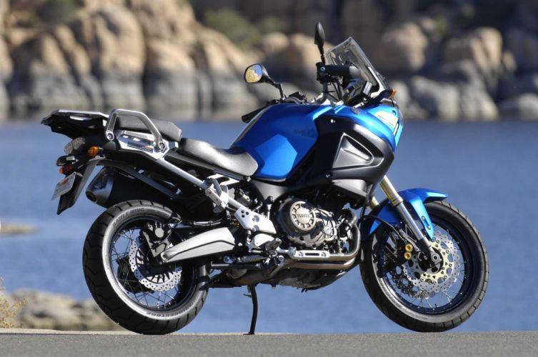 2011 Yamaha Super Tenere ds wallpaper