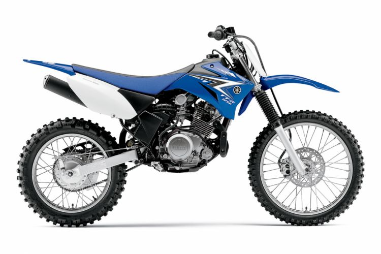 2011 Yamaha TT-R125LE f wallpaper