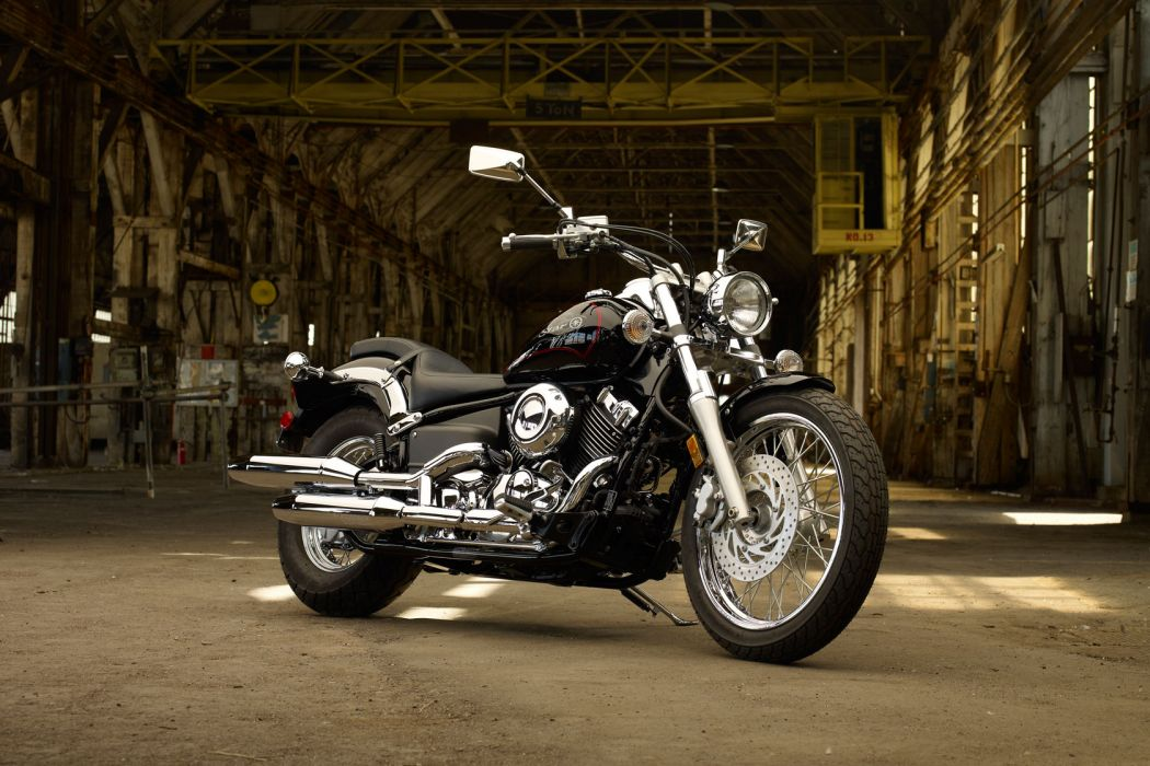 2011 Yamaha V-Star 650 Custom  g wallpaper