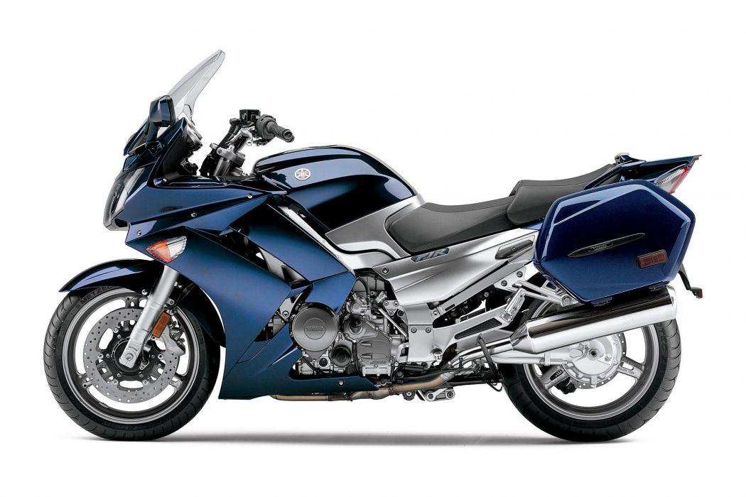 2012 Yamaha FJR1300 wallpaper