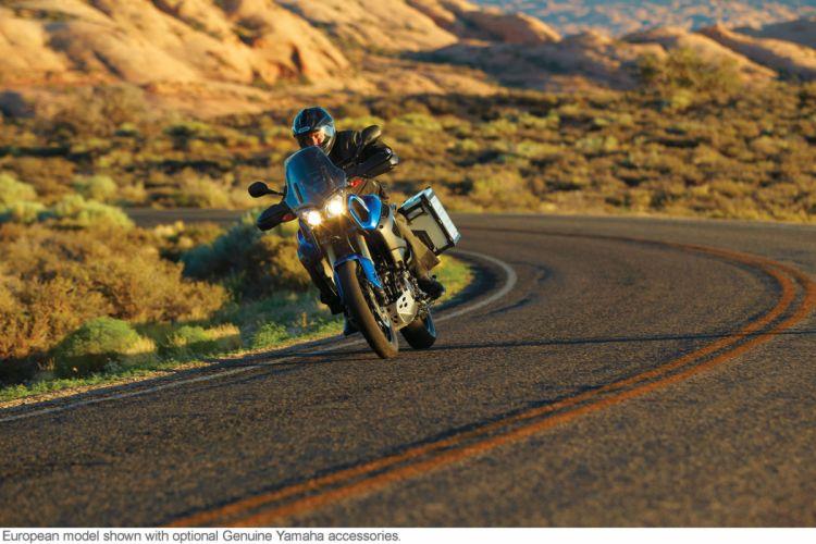 2012 Yamaha Super Tenere g wallpaper