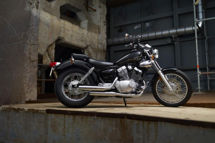 2012 Yamaha V-Star 250 g wallpaper