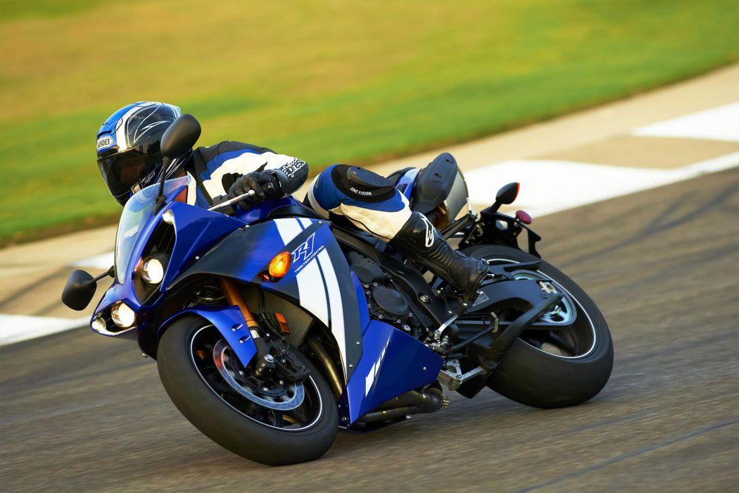 2012 Yamaha YZF-R1 race racing wallpaper