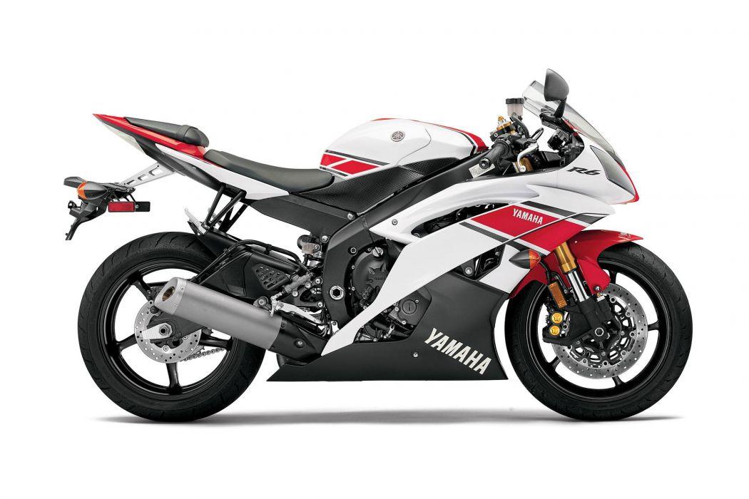 2012 Yamaha YZF-R6 WorldGP 50th       g wallpaper