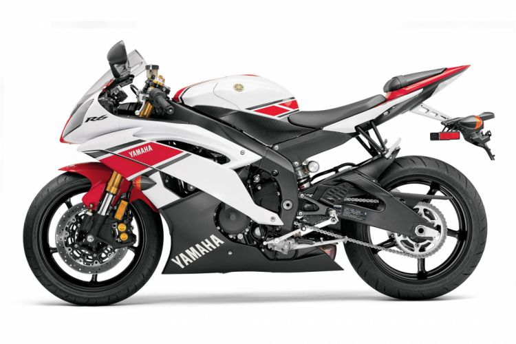 2012 Yamaha YZF-R6 WorldGP 50th t wallpaper