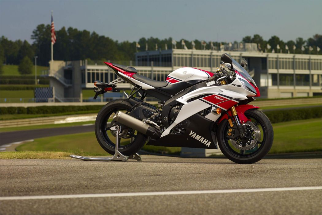 2012 Yamaha YZF-R6 WorldGP 50th   g wallpaper
