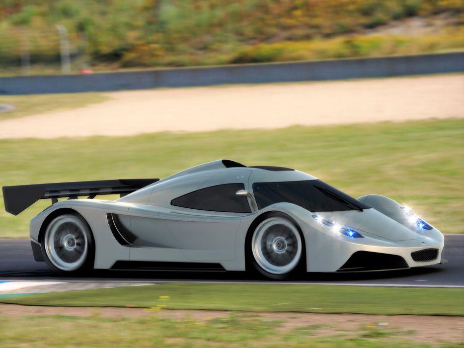 2005 I2B Concept Project Raven Le Mans prototype supercar supercars     fs wallpaper