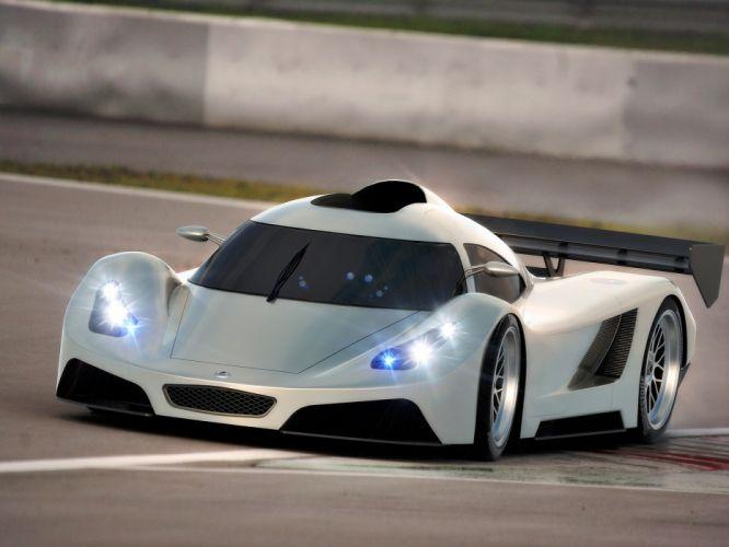 2005 I2B Concept Project Raven Le Mans prototype supercar supercars g wallpaper