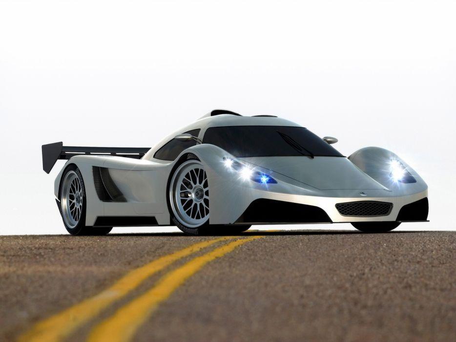 2005 I2B Concept Project Raven Le Mans prototype supercar supercars wallpaper